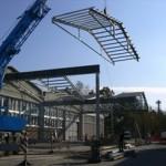 montatore strutture metalliche carpenteria